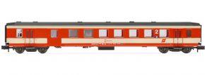 ARNOLD HN4373 Reisezugwagen Schlieren 2. Kl. K2, orange/beige, ÖBB   Spur N kaufen