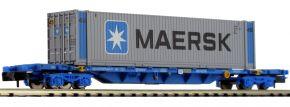 ARNOLD HN6441 Containertragwagen MAERSK, RENFE | Spur N kaufen