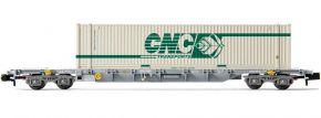 ARNOLD HN6459 Containertragwagen Sgss CNC SNCF | Spur N kaufen