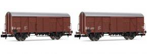 ARNOLD HN6521 2-tlg. Set Ged. Güterwagen Gs DR | Spur N kaufen