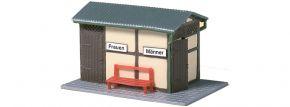 Auhagen 11336 Bahnhofstoilette | Gebäude Bausatz Spur H0 kaufen