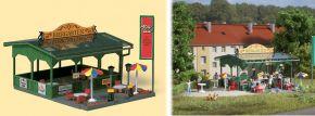 Auhagen 11366 Biergarten Bausatz Spur H0 kaufen