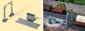 Auhagen 11404 Gleiswaage mit Lademass Bausatz Spur H0 kaufen
