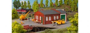 Auhagen 11462 Bahnmeisterei mit Rampe | Gebäude Bausatz Spur H0 kaufen
