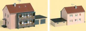 Auhagen 12236 Mehrfamilienhaus Bausatz Spur H0 kaufen