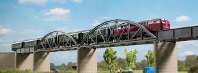 Auhagen 14483 Stahlbrücke | Bausatz Spur N kaufen