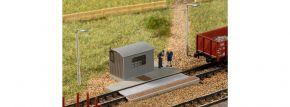Auhagen 14487 Gleiswaage | Bausatz Spur N kaufen