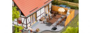 Auhagen 41650 Terrassenausstattung | Bausatz Spur H0 kaufen