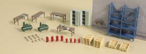 Auhagen 41666 Werkstattausstattung | Bausatz Spur H0 kaufen