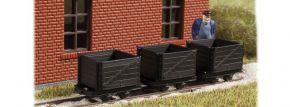Auhagen 41706 Kastenlorenattrappen 3 Stück Bausatz Spur H0 kaufen