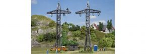 Auhagen 42630 Hochspannungsmasten 2 Stück Bausatz Spur H0 kaufen