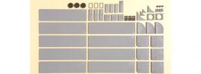 Auhagen 42657 Gehwegplatten mit Zubehör | Bausatz Spur H0 kaufen