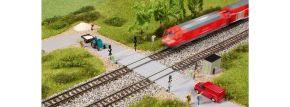 Auhagen 44649 Bahnübergang Halbschranke | Bausatz Spur N kaufen