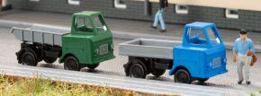 Auhagen 44656 Multicar M22 Muldenkipper und Pritsche   Bausatz Spur N kaufen
