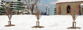 Auhagen 70951 Junge Bäume Winter | 10 Stück | Bäume Spur H0+TT+N kaufen