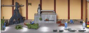 Auhagen 80109 Dampfhammer und Zubehör Bausatz Spur H0 kaufen