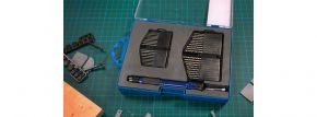 Auhagen 90014 Handbohrer-Set   41-teilig   Werkzeug für Modellbau kaufen