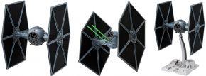 BANDAI 01201 TIE Fighter | Star Wars Snap-Fit Bausatz 1:72 kaufen