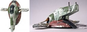 BANDAI 01204 Slave I Raumschiff | Star Wars Snap-Fit Bausatz 1:144 kaufen