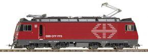 BEMO 1262418 Zahnrad E-Lok HGe 4/4 Ringgenberg SBB   DC analog   Spur H0m kaufen