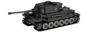 BlueBrixx-Pro XJ916 Porsche Tiger VK 4501 (P) | Panzer Baukasten kaufen