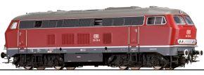 BRAWA 41162 Diesellok BR 216 DB   DCC-Sound   Spur H0 kaufen
