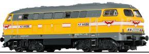 BRAWA 41172 Diesellok BR 216 H.F.Wiebe   DC analog   Spur H0 kaufen