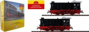 BRAWA 41636 2-tlg. Set Diesellok V36 DGEG (DB) | DCC Sound | Sonderserie | Spur H0 kaufen