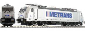 BRAWA 43937 E-Lok BR 186 TRAXX Metrans   AC-Digital   Spur H0 kaufen
