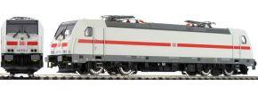 BRAWA 43980 E-Lok BR 146 TRAXX DB AG | DCC-Sound | Spur H0 kaufen