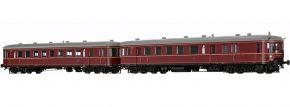 BRAWA 44720 Dieseltriebwagen BR VT 60.5 + VS 145 DB | DC analog | Spur H0 kaufen