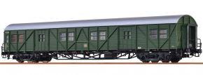 BRAWA 46258 Gepäckwagen MD4yge DB | DC | Spur H0 kaufen