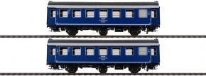 BRAWA 46314 Personenwagen-Set 2-tlg. B3YG Tegernsee Bahn | DC | Spur H0 kaufen