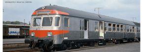 BRAWA 46509 Steuerwagen BDnf 738 2. Kl. | AC Digital | BASIC+ | DB | Spur H0 kaufen