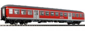 BRAWA 46516 Nahverkehrswagen Bnrz 446.0 2. Kl. | DC | DB | Spur H0 kaufen