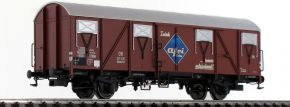 BRAWA 47272 Güterwagen Glmhs 50 DB Afri Cola DB | DC | Spur H0 kaufen