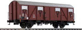 BRAWA 47277 Güterwagen Glmehs 50 DB | DC | Spur H0 kaufen