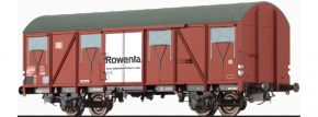 BRAWA 47281 Gedeckter Güterwagen Gbs 245 Rowenta DB | DC | Spur H0 kaufen