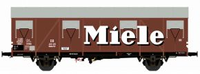 BRAWA 47285 Güterwagen Glmhs 50 Miele DB | DC | Spur H0 kaufen