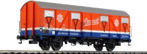 BRAWA 47291 Güterwagen Glmmhs 57 Brandt DB | DC | Spur H0 kaufen