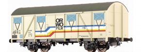 BRAWA 47293 Güterwagen GOS 1404 DR | DC | Spur H0 kaufen