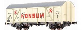 BRAWA 47294 Güterwagen GOS 1404 DR | DC | Spur H0 kaufen