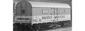 BRAWA 47603 Kühlwagen Ibdlps 383 | DC | DB | Holsten-Edel | Spur H0 kaufen