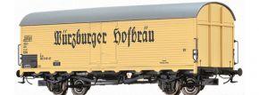 BRAWA 47604 Kühlwagen IBDLPS 383 DB | DC | Spur H0 kaufen