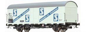 BRAWA 47612 Kühlwagen IBDLPRS-V DB | DC | Spur H0 kaufen