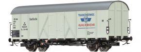 BRAWA 47614 Kühlwagen IPI Transthermos DSB | DC | Spur H0 kaufen