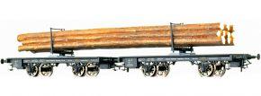 BRAWA 47725 Güterwagen HMZ K.W.St.E. | DC | Spur H0 kaufen