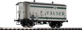 BRAWA 47873 Güterwagen K2 | DC | SBB | Valser | Spur H0 kaufen