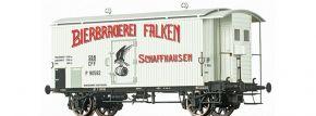 BRAWA 47875 Güterwagen K2 SBB | DC | Spur H0 kaufen