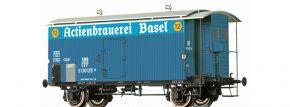 BRAWA 47878 Güterwagen K2 SBB | DC | Spur H0 kaufen